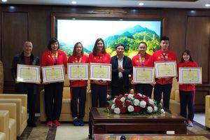 Quảng Ninh trích 1,68 tỷ đồng khen thưởng vận động viên, huấn luyện viên
