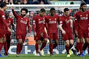 Liverpool 'vô địch lượt đi' Premier League