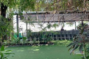 Nhà hàng chiếm hành lang sông Sài Gòn ở 'khu nhà giàu' Thảo Điền đã tháo dỡ