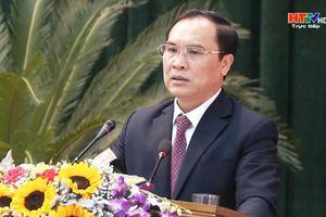 Chánh án TAND Hà Tĩnh bị Bí thư liên tục 'ngắt lời, truy vấn lại'