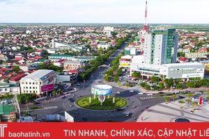 Chủ tịch UBND tỉnh Hà Tĩnh: Chỉ đạo quyết liệt, sâu sát, phấn đấu thực hiện thành công kế hoạch phát triển KT-XH 2020