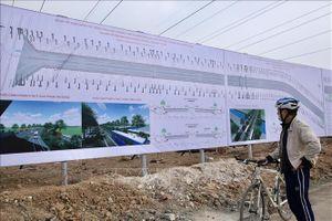Hà Nội khởi công xây dựng đường Tây Thăng Long