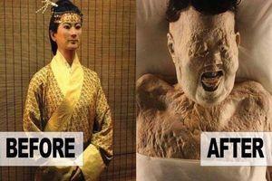 Giật mình thuật ướp xác 'mỹ nhân' Trung Quốc 2.000 tuổi còn nguyên nội tạng