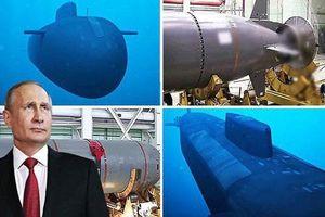 Tên lửa Burevestnik và ngư lôi hạt nhân Poseidon có thể bị Nga 'khai tử'