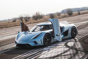 Chi tiết Koenigsegg Regera: Siêu xe mạnh bậc nhất thế giới, giá hơn 44 tỷ