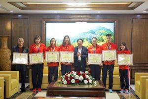 Quảng Ninh: Chi 1,68 tỷ đồng thưởng VĐV, HLV tham dự SEA Games 30