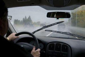 5 nguyên tắc khi lái xe vào mùa đông