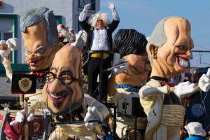 UNESCO loại lễ hội Bỉ khỏi danh sách di sản