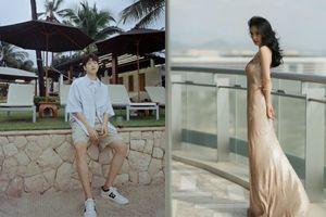 Dự xong sự kiện, Dương Mịch nán lại Tam Á hẹn hò cùng tình trẻ Ngụy Đại Huân?