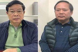Ngày 16/12, hai cựu Bộ trưởng Bộ TT&TT và đồng phạm hầu tòa