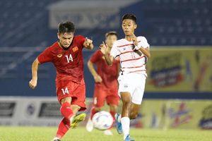 Giải bóng đá BTV -Number I Cup 2019: Thắng U.20 Campuchia 3-0, U.20 Việt Nam tranh ngôi vô địch với Becamex Bình Dương