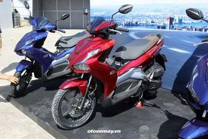 Honda Air Blade lần đầu có biến thể 150cc, giá từ 55,190 triệu đồng