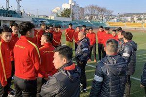 Vì sao HLV Park Hang Seo chọn xứ lạnh Hàn Quốc làm nơi tập huấn cho U23 Việt Nam?