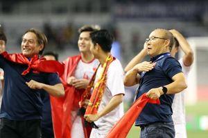 Từ ngày HLV Park Hang Seo cầm quân, bóng đá Việt Nam đã xác lập bao nhiêu kỷ lục?