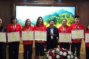 Quảng Ninh thưởng gần 1,7 tỷ đồng cho Đoàn thể thao dự SEA Games 30