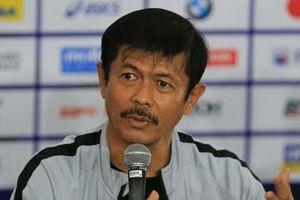 Thua thầy Park ở SEA Games, HLV Indra Sjafri bị Indonesia sa thải