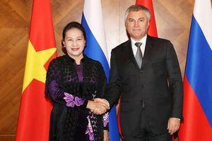 Chủ tịch Quốc hội kết thúc chuyến thăm Liên bang Nga, Cộng hòa Belarus