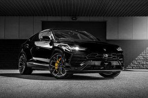 Lamborghini Urus 'lột xác' ấn tượng chỉ với hơn 500 triệu đồng