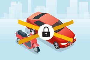 Hơn 136.000 xe bị tạm giữ chưa được xử lý