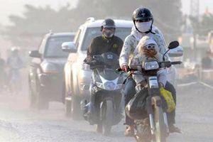 Ô nhiễm không khí kéo dài: Bộ Y tế khuyến cáo