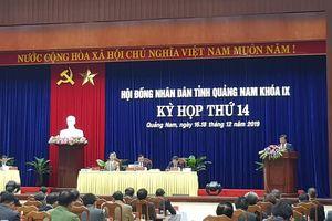 Quảng Nam hụt thu vì lượng bán ô tô Trường Hải giảm