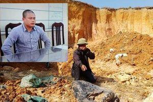 Vạch trần chân dung Giám đốc hợp tác xã đổ trộm chất thải ở huyện Sóc Sơn