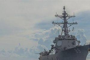 Tàu chiến Mỹ mang kho Tomahawk tiến vào Biển Đen