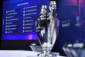 Vòng 1/8 Champions League: Thành Madrid chạm trán đối thủ Anh quốc