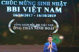 Ông Thân Ninh Hoài - TGĐ của BBI từng là 'giảng viên' của Cty đa cấp MB24