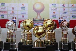 Công bố danh sách đề cử Quả bóng Vàng Việt Nam 2019