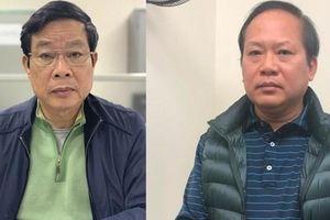 Hôm nay, hai cựu Bộ trưởng Thông tin và Truyền thông hầu tòa
