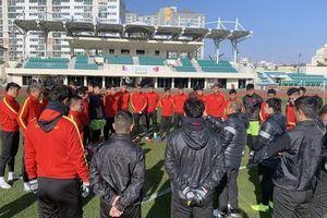 U23 Việt Nam ráo riết tập luyện chuẩn bị cho VCK U23 châu Á