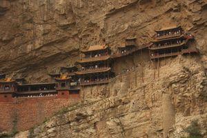 Ghé thăm những ngôi chùa ấn tượng nhất Trung Quốc dịp cuối năm