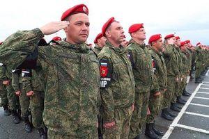 Nga thành lập lực lượng quân sự mới ở miền Bắc Syria