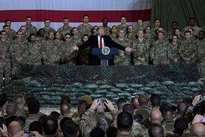 Mỹ sắp rút 4.000 quân khỏi Afghanistan