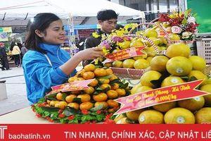 Doanh nghiệp sẵn sàng 'khoe' sản phẩm tại lễ hội cam Hà Tĩnh