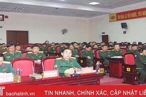 Hà Tĩnh triển khai nhiệm vụ quốc phòng - quân sự địa phương năm 2020