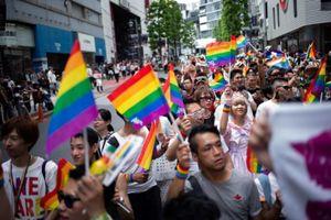 Nhật Bản: 10% dân số thuộc cộng đồng LGBT