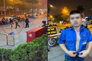 Clip: Phẫn nộ nhìn gã bảo vệ cởi áo, đánh cô gái như 'đấm boxing' ở Hà Nội