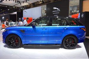Range Rover Sport SVR 2020 có gì để 'đấu' với Mercedes-AMG GLE 63 S, BMW X5 M