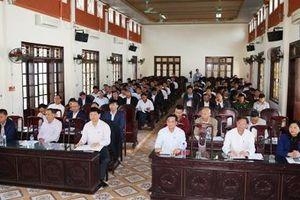 Yên Khánh triển khai kế hoạch sản xuất vụ đông xuân 2019-2020