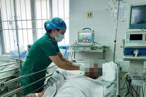 Liên tiếp cứu sống 2 bệnh nhân bị đâm thủng tim
