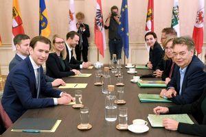 Áo dự kiến có liên minh cầm quyền vào tháng 1/2020