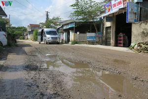 Nhà thầu Cao tốc Đà Nẵng-Quảng Ngãi vẫn chây ì hoàn trả đường dân sinh