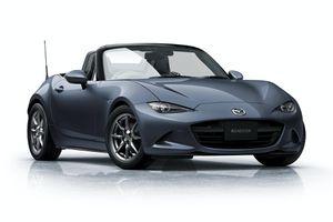 Ảnh chi tiết Mazda MX-5 bản nâng cấp 2020