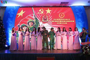 Đại hội lần thứ hai Hội cựu chiến binh Việt Nam thủ đô Praha (CH Séc)