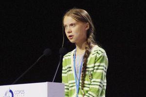 'Nhân vật của năm' Thunberg xin lỗi vì phát ngôn về lãnh đạo thế giới