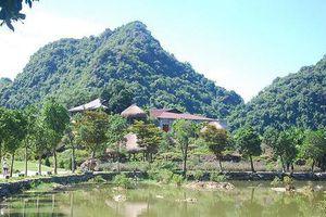 Ninh Bình xử phạt công trình xây dựng sai phép trong vùng di sản Tràng An