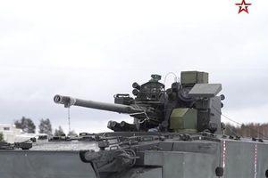Pháo Nga chặn tên lửa hành trình, diệt mục tiêu mặt đất