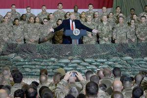 Mỹ tính toán từng bước rút khỏi Afghanistan